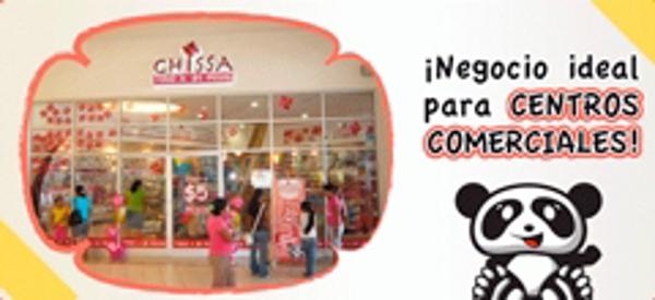 Chissa abrirá una nueva franquicia en San Luis Potosí