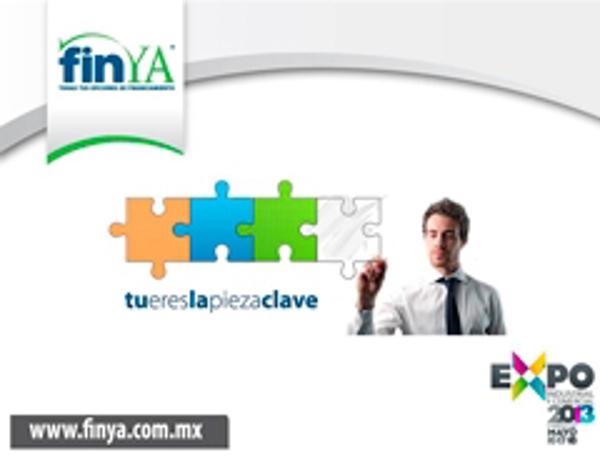 """La franquicia FinYA participará en """"Expo Industrial y Comercial Campeche 2013"""""""