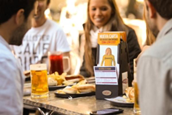 La red de franquicias 100 Montaditos abre un nuevo restaurante en México