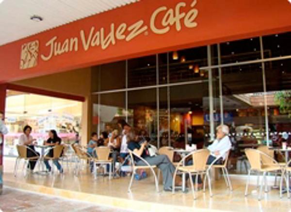 Juan Valdez Café busca posicionamiento de sus franquicias en el mercado colombiano