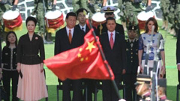 México y China colaboran para fortalecer su economía