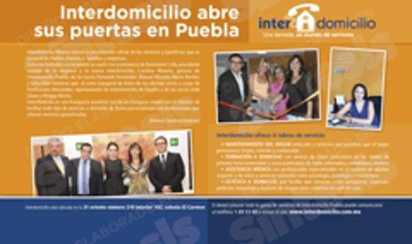 Inauguración de una nueva franquicia Interdomicilio en Puebla
