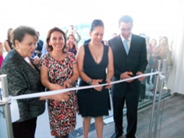 Gisele Delorme inaugura nueva franquicia en Querétaro