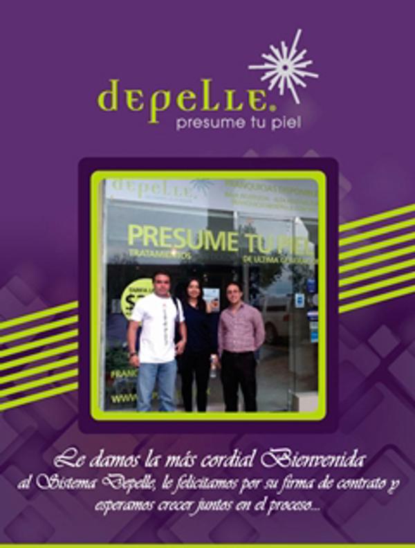 Se firma una nueva franquicia Depelle para Plaza de Izar