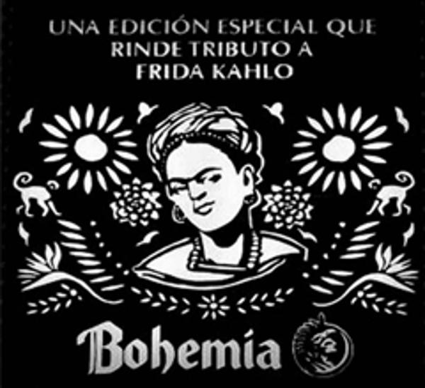 La franquicia Heineken M�xico realiza edici�n especial Bohemia Frida Kahlo