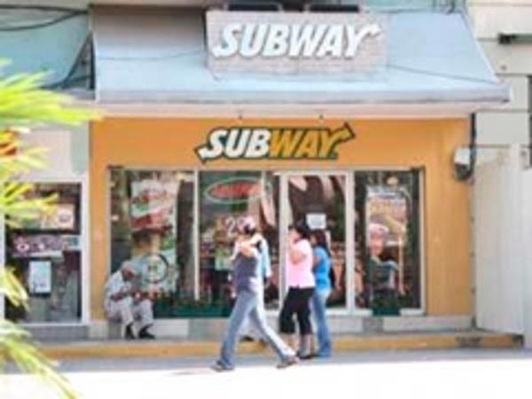 Subway suma una nueva franquicia en México