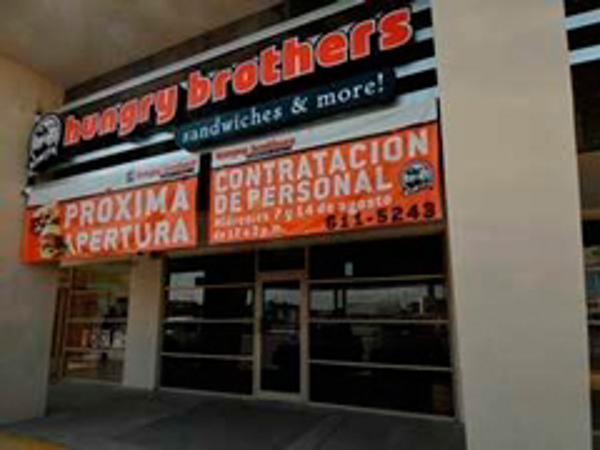 La franquicia Hungry Brothers anuncia su apertura en Ju�rez