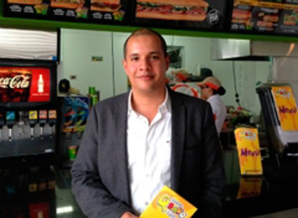Las franquicias Sandwich Qbano se lanzan a la conquista de México