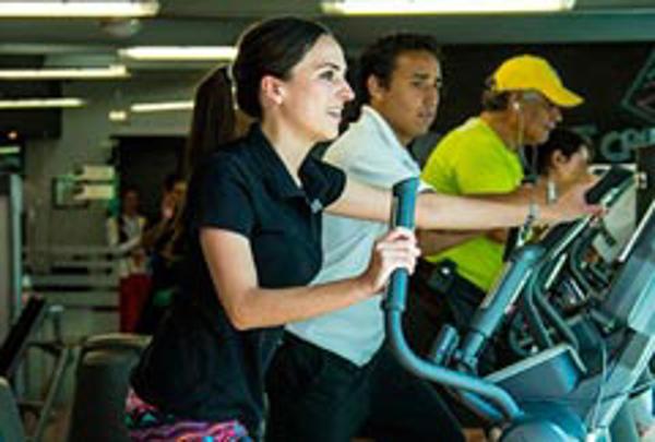 La franquicia Anytime Fitness te ayuda a ponerte en forma a cualquier hora