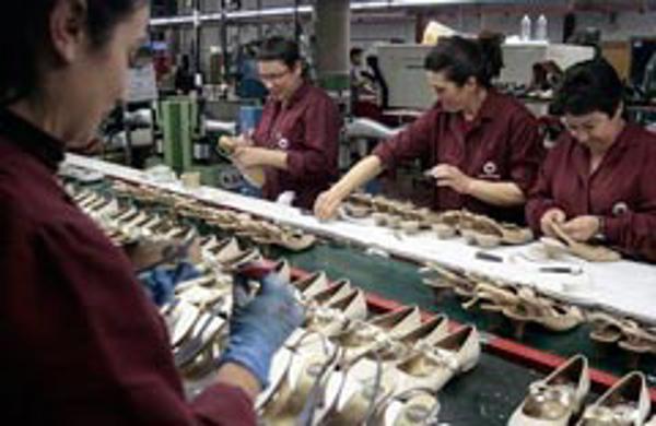 México aumenta en un 5% su exportación de zapatos