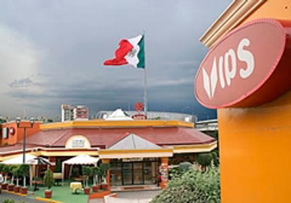Alsea compra el 100% de la red de franquicias Vips de México