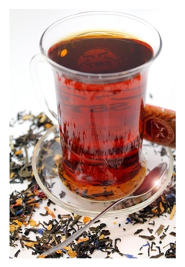Ponte en forma con el té