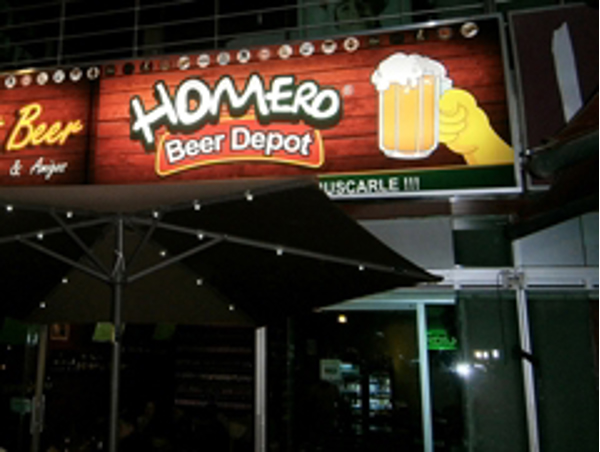 Homero Beer Depot abrirá próximamente cinco nuevas franquicias