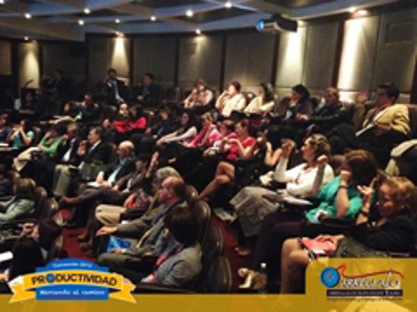 """La Franquicia Arréglalo celebró su Convención 2013, """"Productividad: Marcando el camino"""""""