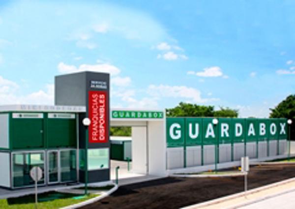 La franquicia Guardabox cuenta con trece centros en América Latina