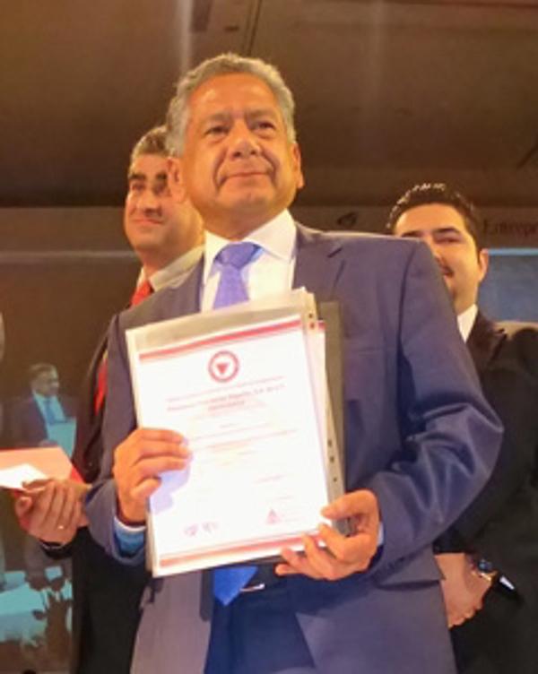 AMF otorga a Prendamex la certificación de calidad de su franquicia y modelo de negocio