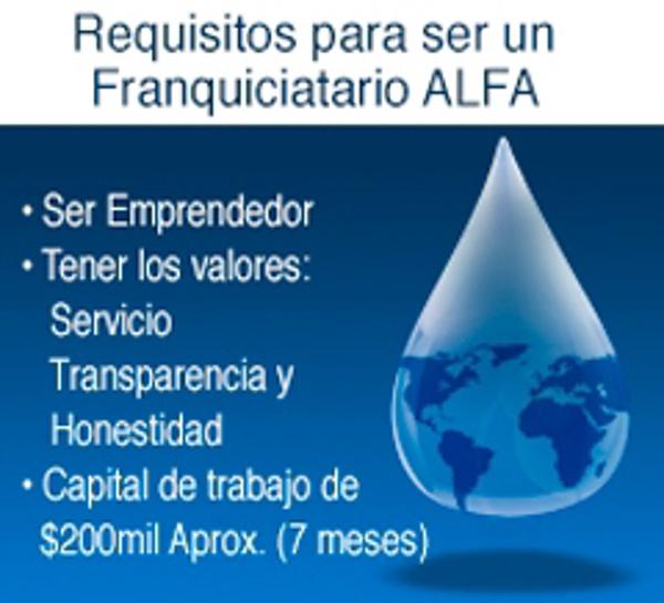 La red de franquicias Alfa Inmobiliaria cuenta con una filosof�a organizacional s�lida