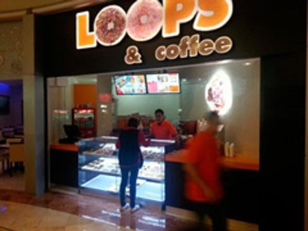 Nueva apertura de la franquicia Loops&Coffe en México D.F.