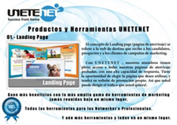 La franquicia UneteNet te ofrece la mejor promoción
