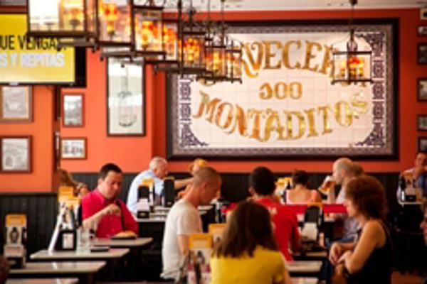 100 Montaditos planea la apertura de 15 franquicias en Italia