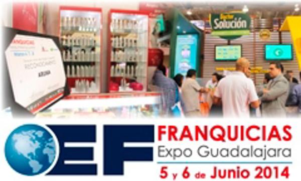 Se acerca la décima edición de Expo Franquicias 2014