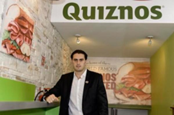Quiznos espera aperturar 22 nuevas franquicias en México en 2014