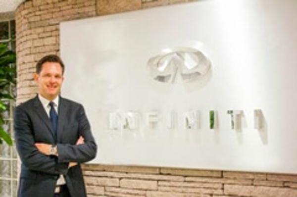 Las franquicias Infiniti M�xico nombran a su nuevo Director General