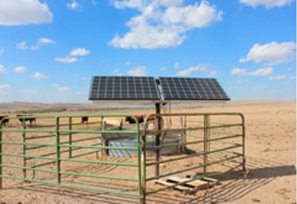 Bombeo Solar gracias a las franquicias Natural Project