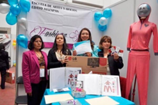 Atizapán de Zaragoza con los jóvenes emprendedores