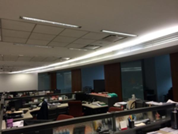 La franquicia Natural Project realiza instalación de lámparas LED en INVEX
