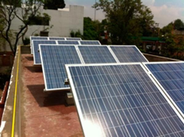 Instalación Solar Fotovoltaica con las franquicias Natural Project