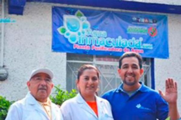 Agua Inmaculada expande sus franquicias en Sudamérica