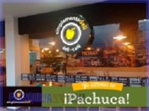 Simplementedeli estrena franquicia en Pachuca, Hidalgo