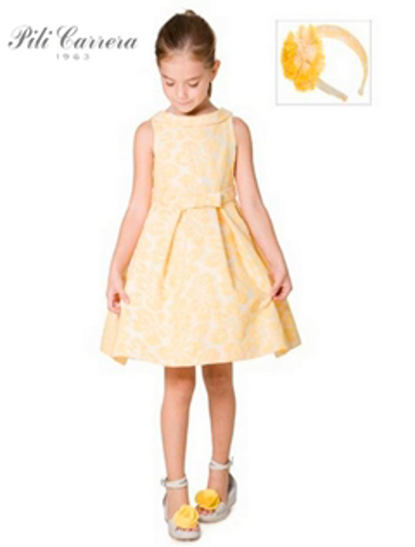 Pili Carrera, primera franquicia de moda infantil española en almacenes Neiman Marcus