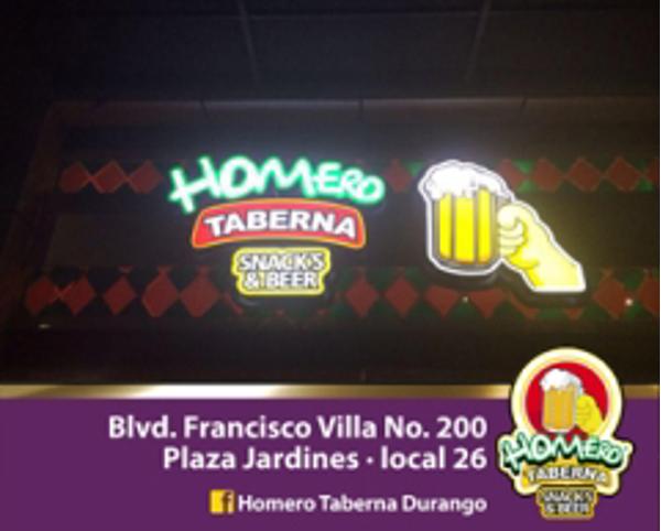 La franquicia Homero Beer Depot abre una nueva unidad en Cd. Juárez Chihuahaua