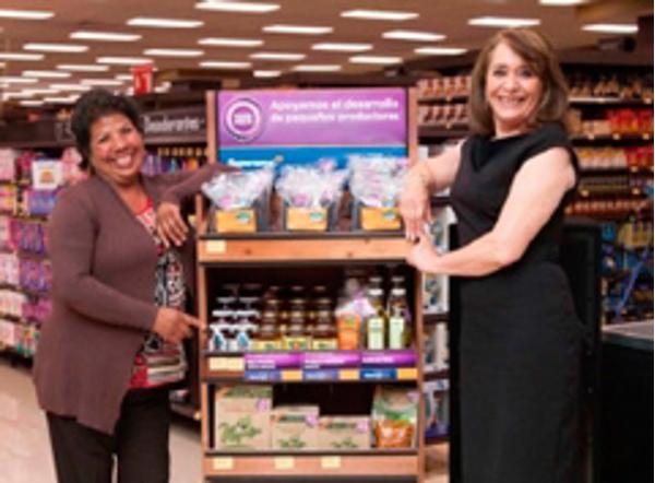 La red de franquicias Walmart apoya a los pequeños productores