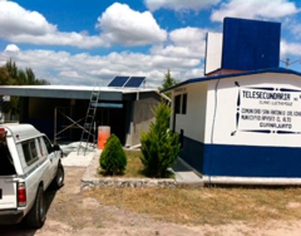 La franquicia Natural Project de León-Silao realiza instalación solar fotovoltaica
