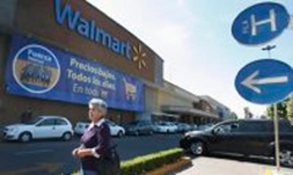 Las ventas se incrementan en las franquicias Walmart