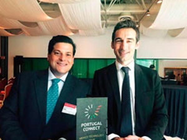 M�x�co y Portugal buscan un acercamiento empresarial