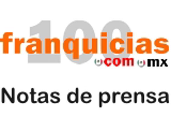 La franquicia de tintorerías europea 5àSec sigue en expansión, en 2002 llegó a México